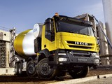 Photos of Iveco Trakker 8x4 Mixer 2007–12