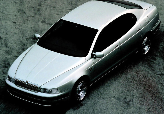 Download / Preview - Photos of ItalDesign Jaguar Kensington 1990