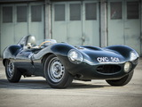 Photos of Jaguar D-Type 1954