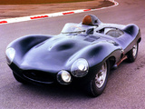 Pictures of Jaguar D-Type 1954