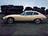Jaguar E-Type V12 Fixed Head Coupe (Series III) 1971–75 images