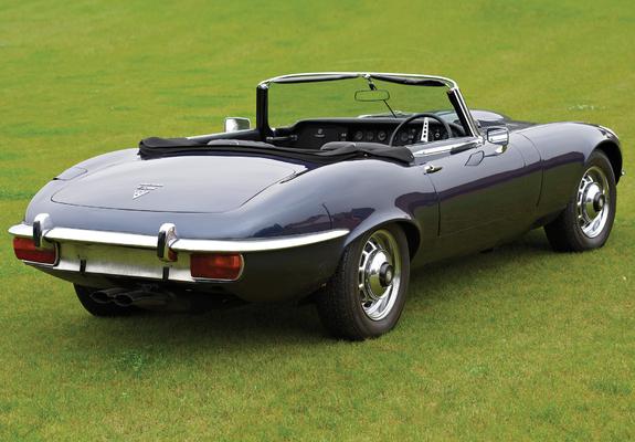 Jaguar E Type >> Jaguar E-Type V12 Open Two Seater (Series III) 1971–75 photos (2048x1536)