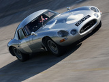 Photos of Jaguar E-Type Low-Drag Coupe (Series I) 1962