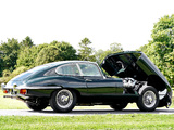 Pictures of Jaguar E-Type Fixed Head Coupe UK-spec (Series II) 1968–71