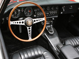 Pictures of Jaguar E-Type Open Two Seater US-spec (Series II) 1968–71
