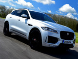 Jaguar F-Pace 20d AWD R-Sport UK-spec 2016 pictures