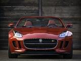 Jaguar F-Type V8 S US-spec 2013 images