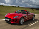 Jaguar F-Type S 2013 photos