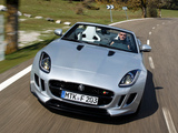 Pictures of Jaguar F-Type S 2013