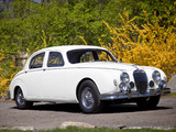 Jaguar Mark 1 1955–59 photos