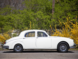 Photos of Jaguar Mark 1 1955–59