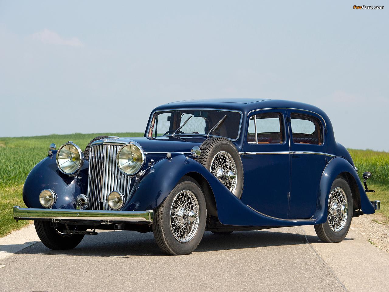 Jaguar Mark Iv Saloon 1948 49 Pictures 1280x960