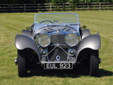 SS 100 2 ½ Litre Roadster 1936–40 photos