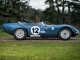 Tojeiro Jaguar Sports Racer 1958 pictures