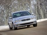 Images of Jaguar X-Type US-spec 2002–07