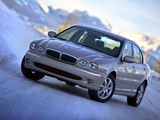 Jaguar X-Type US-spec 2002–07 wallpapers