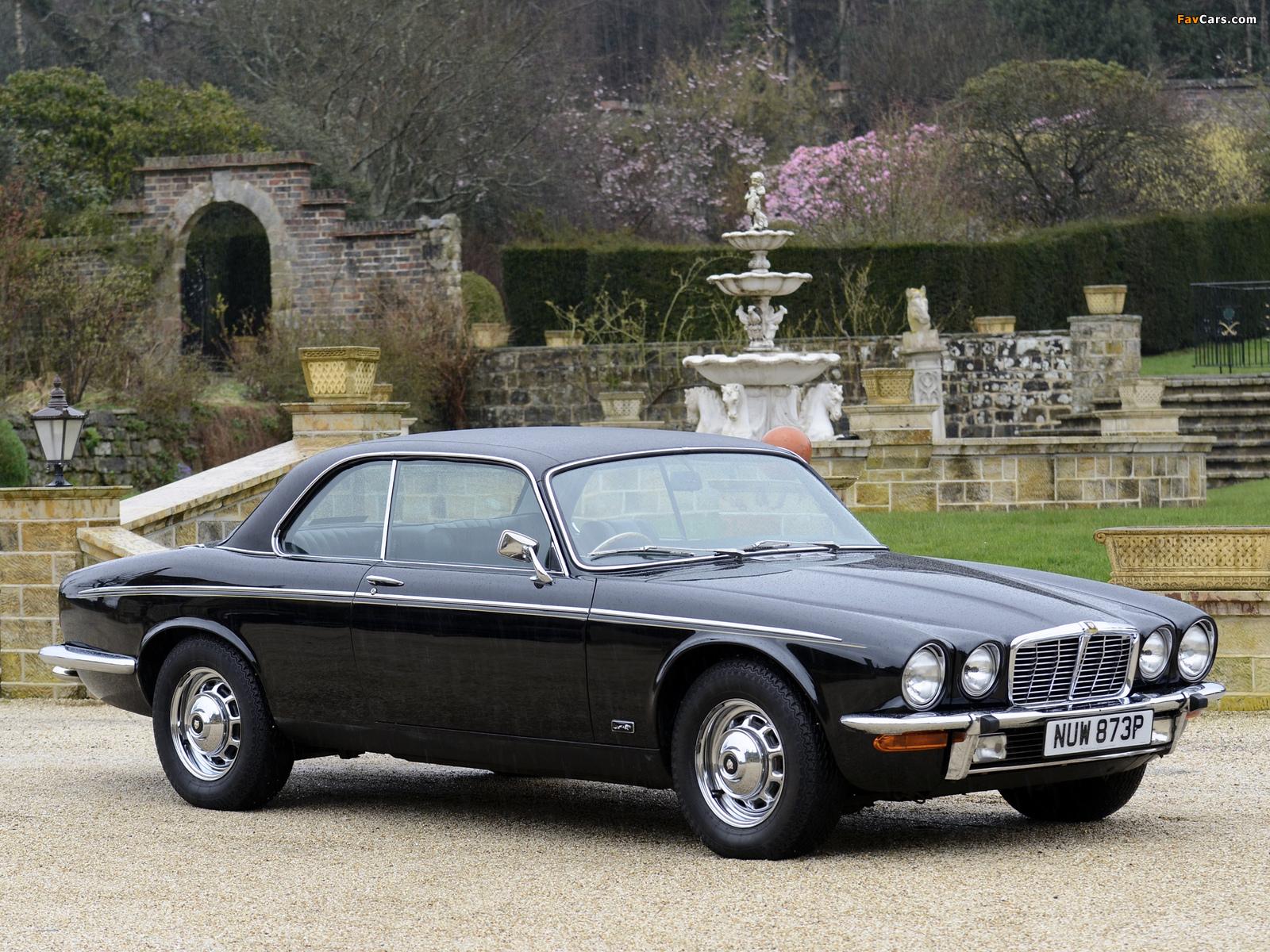 Jaguar Xj6c Series Ii 1975 78 Images 1600x1200