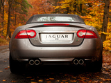 Images of Jaguar XKR Convertible US-spec 2009–11