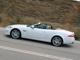 Images of Jaguar XK Convertible 2011