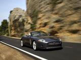 Jaguar XKR Convertible 2007–09 pictures