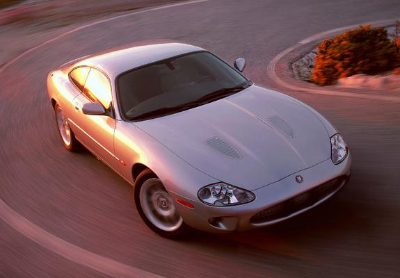 jaguar xk-r фото