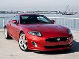 Wallpapers of Jaguar XKR Coupe US-spec 2011