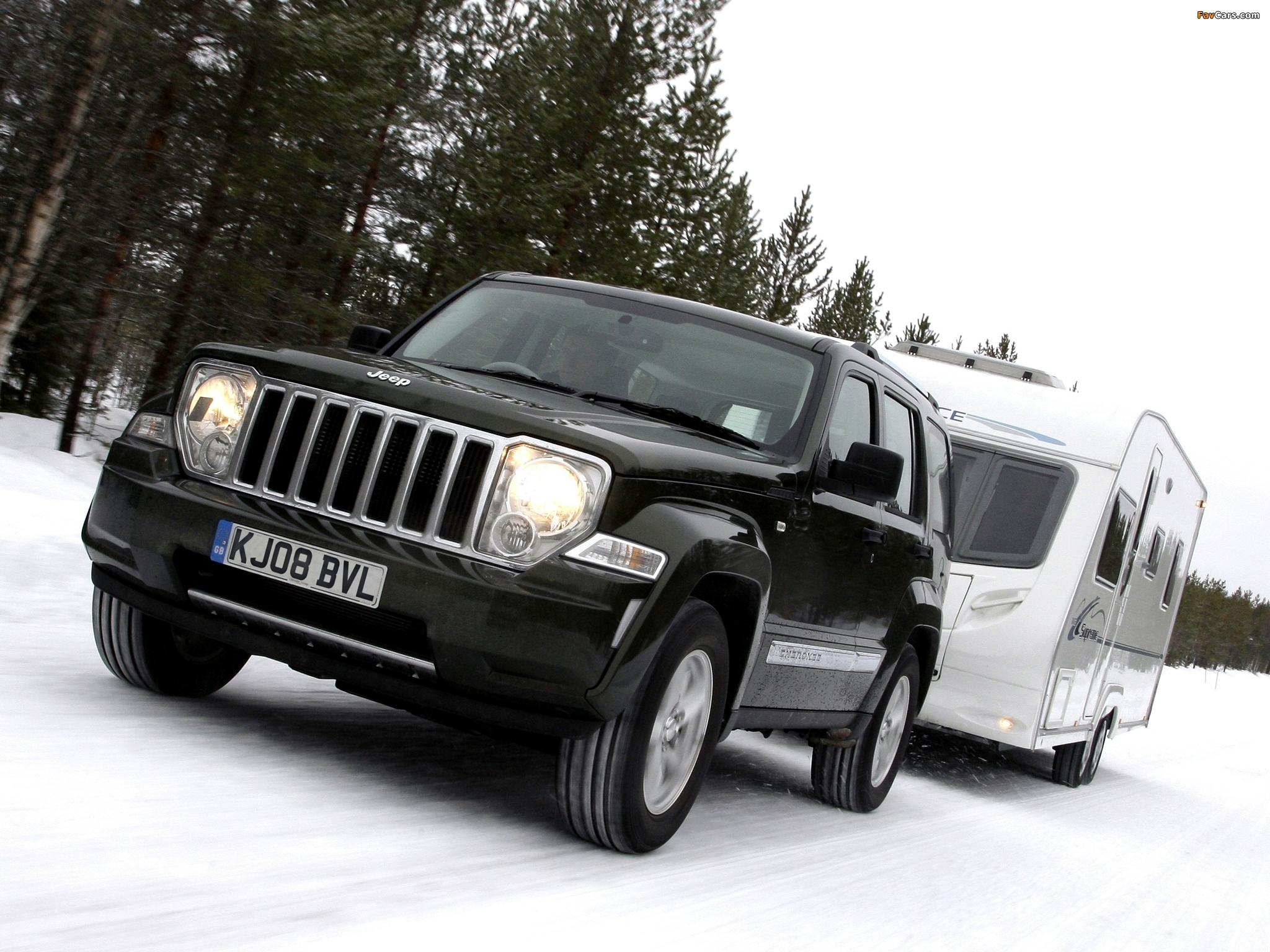 jeep cherokee limited rd uk spec kk 2007 images 2048x1536. Black Bedroom Furniture Sets. Home Design Ideas