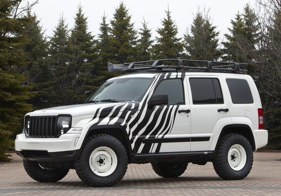 mopar jeep cherokee overland concept kk 2011 wallpapers. Black Bedroom Furniture Sets. Home Design Ideas