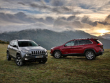 Wallpapers of Jeep Cherokee
