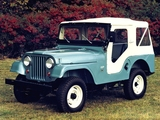 Jeep CJ-5 1954–83 photos