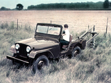 Jeep CJ-5 1954–83 pictures