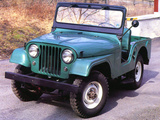 Pictures of Jeep CJ-5 1954–83