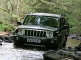 Images of Jeep Commander UK-spec (XK) 2005–10