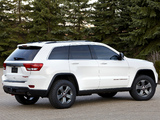 Jeep Grand Cherokee Trailhawk Concept (WK2) 2012 wallpapers