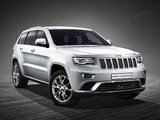 Images of Jeep Grand Cherokee Summit EU-spec (WK2) 2013