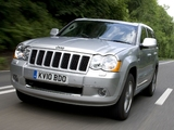 Jeep Grand Cherokee S-Limited UK-spec (WK) 2008–10 pictures