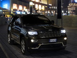 Jeep Grand Cherokee Summit EU-spec (WK2) 2013 images
