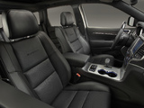 Jeep Grand Cherokee Summit EU-spec (WK2) 2013 wallpapers