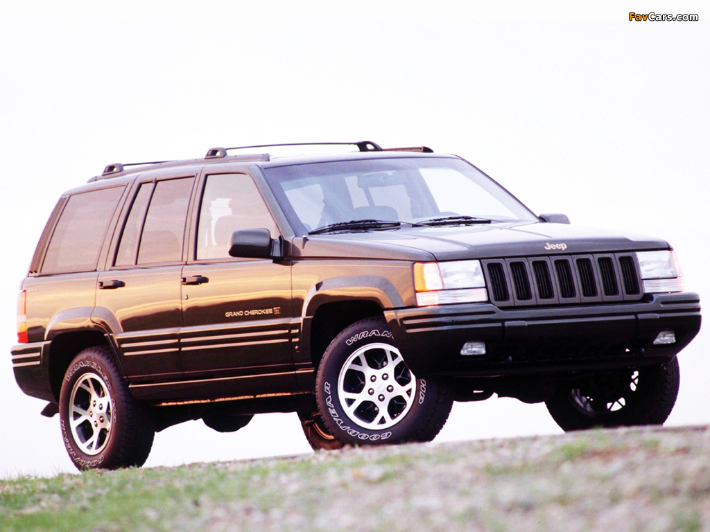 jeep grand cherokee orvis zj 1995 97 photos 1024x768. Cars Review. Best American Auto & Cars Review