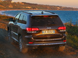 Pictures of Jeep Grand Cherokee Summit EU-spec (WK2) 2013