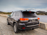 Pictures of Jeep Grand Cherokee Limited (WK2) 2013