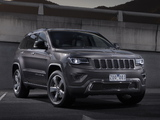 Wallpapers of Jeep Grand Cherokee Limited AU-spec (WK2) 2013