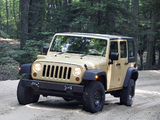 Jeep J8 5-door UK-spec 2008 wallpapers