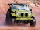 Pictures of Jeep J8 Sarge Concept 2009