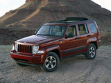 Jeep Liberty Sport 2007 photos