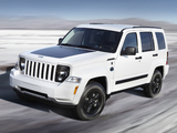Jeep Liberty Arctic 2012 wallpapers