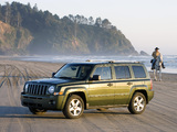 Jeep Patriot 2007–10 images