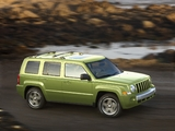 Jeep Patriot 2007–10 photos