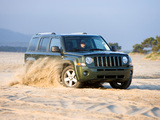 Jeep Patriot 2007–10 pictures