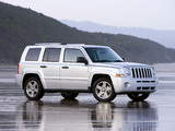Jeep Patriot 2007–10 wallpapers